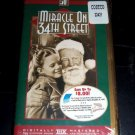 Miracle on 34th Street (VHS, 1997, 50th Anniversary Edition) Brand New Sealed