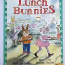 Lunch Bunnies by Kathryn Lasky (1999, Paperback) Cute Children's Picture Book