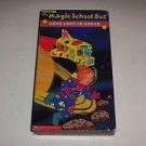 The Magic School Bus: Gets Lost in Space (VHS Cassette, 1995) Children's Cartoon