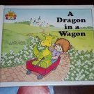A Dragon in a Wagon by Jane Belk Moncure (1988, Hardcover) Magic Castle Readers