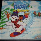 Looney Tunes Loveables Frosty the Snowman (1996, Hardcover Kids Book) Christmas