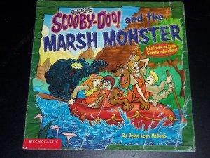 Scooby-Doo! and the Marsh Monster, Jesse Leon McCann, Cartoon Network Paperback