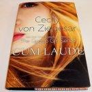 C** Cum Laude by Cecily Von Ziegesar (2010, Hardcover) Gossip Girl Book Series