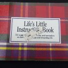 Life's Little Instruction Book by H. Jackson Brown Jr. (1991, Paperback Book)