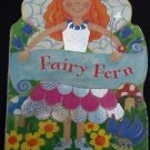 Fairy Fern (2003 Hardcover) Barnes & Noble Children's Board Book Tea Party Favor