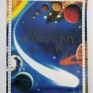 The Usborne Complete Book of Astronomy & Space Scholastic Science Paperback Book