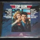 Top Gun Original Motion Picture Soundtrack (1986, CD, CBS / Columbia Records)