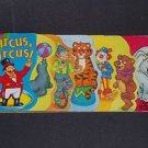Circus, Circus by The Clever Factory (2007, Illustrated Children's Board Book)