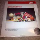 """Intelligensia Classic Vintage PC Game 3.5"""" Floppy Disc BRAND NEW / SEALED"""