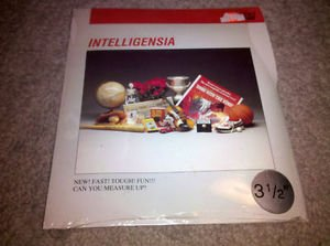 "Intelligensia Classic Vintage PC Game 3.5"" Floppy Disc BRAND NEW / SEALED"