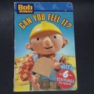 Can You Feel It? by Sonali Fry (2004, Children's Board Book) Bob The Builder