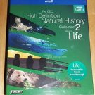 The BBC High Definition Natural History Collection 2: Featuring Life Blu-Ray NEW