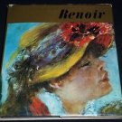 Renoir by Paul H. Walton (1967, Hardcover) Vintage Art Book 90 Fine Color Plates