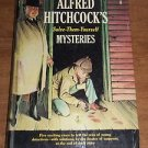 Alfred Hitchcock's Solve-Them-Yourself Mysteries, 1963 Hardcover Children's Book