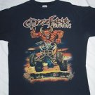 Ozzfest 2004 Ozzy Osbourne Official Band Concert Tour T-Shirt Men's Size Large L