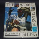 The World Atlas of Saltwater Fishing by Ken Schultz (1990, Hardcover Book) Fish