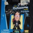 Ozzy Osbourne Keychain Doll The Osbournes Family Reality TV Show Collectible NEW