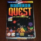 Crystal Quest with Critter Editor by MacSoft, Vintage Mac CD-ROM Game Software
