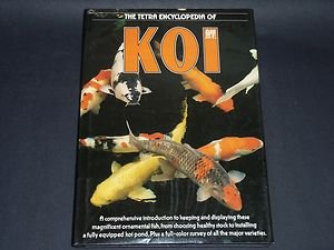 The Tetra Encyclopedia of Koi Fish by Tetra Press Staff (1994, Hardcover Book)