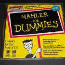 Mahler For Dummies by Ortrun Wenke,l Lucia Popp (CD 1996, EMI Records) Classical