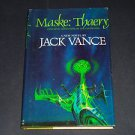 Maske : Thaery by Jack Vance (1976, Vintage Hardcover Book) Berkeley Publishing