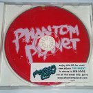 "Phantom Planet ""The Guest"" Album Sampler (CD, 2001) Rare Promo Disc, 5 Tracks"