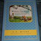 The Winnie-the-Pooh Story Book Treasury by A. A. Milne Hardcover Children's Book