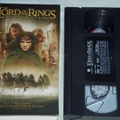The Lord of the Rings: The Fellowship of the Ring (VHS Movie 2002) Peter Jackson