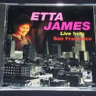 Live from San Francisco by Etta James (Audio CD, Oct-1994 Private Music Records)