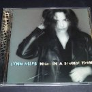 Night in a Strange Town by Lynn Miles (Music CD, Sep-1998, New Rounder Records)