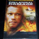 Collateral Damage (DVD, 2002, Widescreen) Arnold Schwarzenegger Action Movie NEW