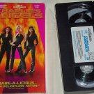 Charlie's Angels (VHS Movie, 2001) Cameron Diaz, Drew Barrymore, Lucy Liu, Used