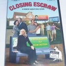 Closing Escrow (DVD, 2007) Cedric Yarbrough, Wendi McLendon-Covey, Reno 911 NEW