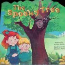 The Spooky Tree, Arthur Ruolo (1997 Illustrated Hardcover) Children's Board Book