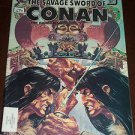The Savage Sword of Conan The Barbarian #93 Oct 1974 Vintage Marvel Comic Book
