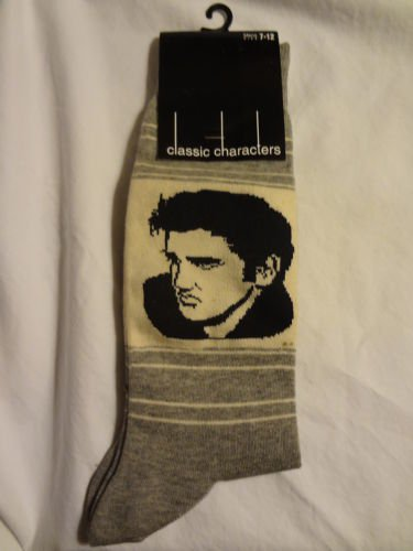 Vintage Collectible Elvis Presley Socks From Graceland