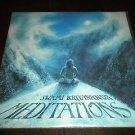"Swami Kriyananda - Meditations (Ananda) RARE 60's Eastern Guru Yoga LP 12"" Vinyl"