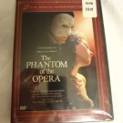 Andrew Lloyd Webber's The Phantom of the Opera (DVD, 2005, 2-Disc Set) Sealed