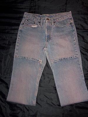 RALPH LAUREN Polo Jeans Company Boot Cut Bluejeans, Women's Regular Size 6 x 31