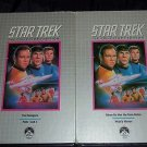 Star Trek Original Series Collector's Edition, Set of 2 VHS Tapes, The Menagerie