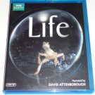 Life (Narrated By David Attenborough) (Blu-Ray, 4-Disc Set) HD Nature Documetary