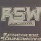 In Dub by Renegade Soundwave (Audio CD, Nov-1990, Mute) BRAND NEW SEALED