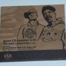 Peanut Butter Wolf & DJ Jazzy Jeff - Scion CD Sampler V.10 2004 The Indie Labels