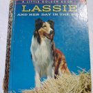 Lassie And Her Day In The Sun, Vintage 1958 Illustrated Little Golden Book #518