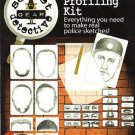 Secret Detective Gear Police Sketch Artist Criminal Profiling Kit Toy BRAND NEW