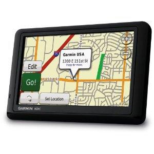 Garmin nüvi 1490LMT 5-Inch Bluetooth Portable GPS Navigator with Lifetime Map & Traffic Updates