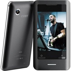 Coby MP828 8 GB Flash Portable Media Player