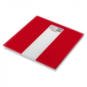 Soehnle Pino Digital Scale Red
