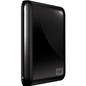 WD My Passport Essential 500 GB - 5.0 Gbps (Midnight Black)