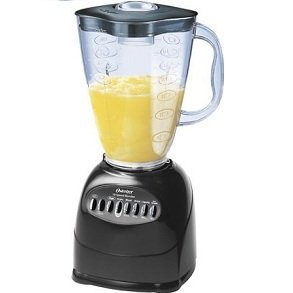 Oster - 10-Speed Blender - Black 6706